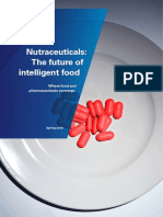 Neutraceuticals the Future of Intelligent Food