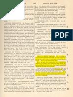 Definition - Cestui Que Vie - 1st Edition