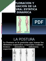 Exploracion y Evaluacion de La Postura