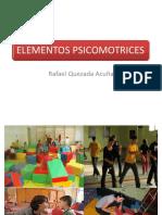 Elementos Psicomotrices (Clase 4)