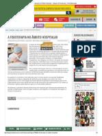 A Fisioterapia no Âmbito Hospitalar - Artigos de Fisioterapia - Portal Educação.pdf