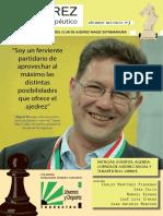 Revista Ajedrez Social y Terapc3a9utico 3