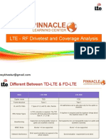 17.LTE - Drivetest & Coverage Analysis
