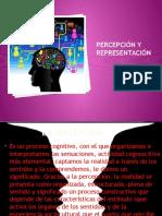 Percepcion y Representacion