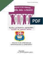 Proyecto de Aprendizaje Logros