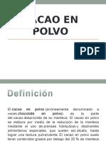 Cacao Expo TecnoII Lab