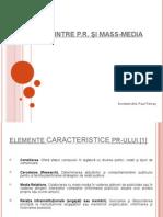 Relatia Dintre PR Si Media.