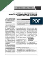Los principios del procedimiento administrativo sancionador desde una perspectiva constitucional - Ricardo Bolaños Salazar.pdf