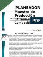 Manual Planeador Maestro de Producción 16.ppsx