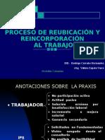 Reubicación Laboral.(1)