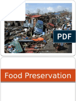 Work Ed - Food Preservation