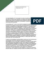 Factores de Virulencia Trypanosoma Cruzi