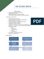 9. Síndrome de Guillan Barré.docx