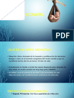 27.- Sepsis Neonatal