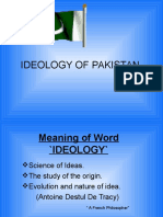 Aideology of Pakistan,Concept,Iqbal,Quaid