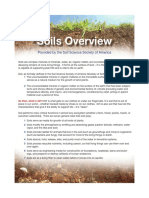 Soils Overview