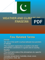 BWeather and Climate