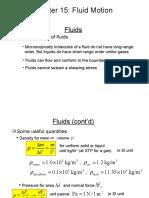 Bernouli and Continuity