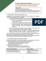 Unidad 4..- Proceso de Desamortización y Cambios Agrarios