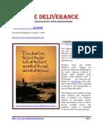 The Great Deception, Kundalini Spirits, Gospel Merchandisers