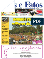 Jornal Atos e Fatos - Ed. 676 - 28-05-2010
