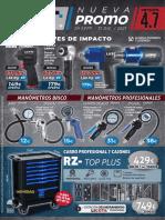 RZ TOOLS Tienda Online Herramientas de taller · Promoción PDF