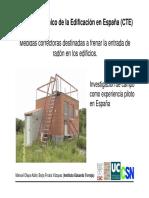 Evitar Gas Radón en Edificios