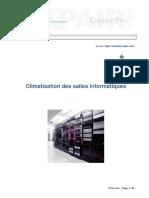 Climatisation Salles Informatiques