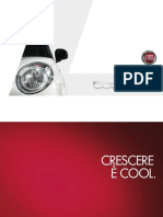 Fiat 500L Publication