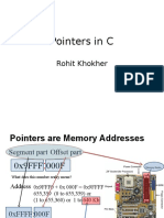(M. Awesome) Pointers in C.ppt