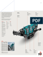 Premiertrak 300 Crushing Brochure en 2014