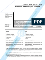 NBR NM-ISO 3611 (2)