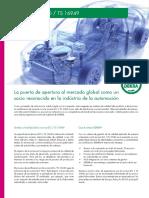Ficha Certificacion Iso 16949 Spanish