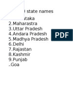 Type 10 state names.docx