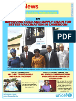 Polio Newsletter, Juin 2016