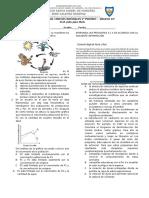 EVALUACIÓN FINAL bioQUIMICA 2P 10°