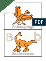 Dino ABC Puzzles