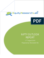 NIFTY REPORT 11 August Equity Research Lab