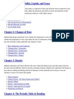 Lesson Plans _ Middle School Chemistry