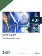 ComfortSense Application Software Highlights 2014