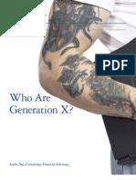Consulting GenX Profile