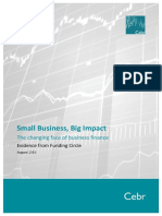 Small Business Big Impact Cebr Report 315de033