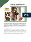 Design definição NAD