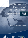 Will Stabilisation Limit Protectionism? The 4th GTA Report A Focus on the Gulf Region
