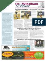 Pelham~Windham News 8-12-2016