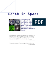 earth in space notes kean university