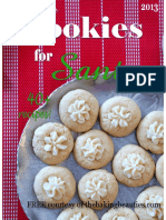The Baking Beauties Cookies for Santa e Book