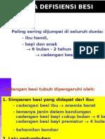 2. Anemia Def. Fe, Anemia Hemolitik, & Hemoglobinopati