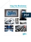 Business Analysis of the Gym Group