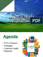 PTCL Presentation